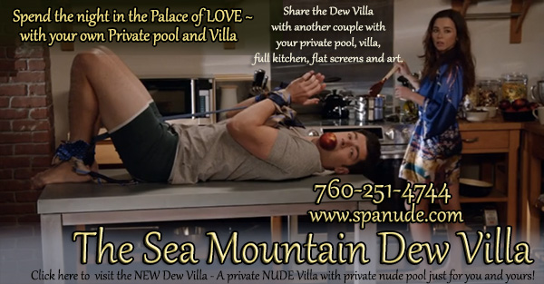 The Sea Mountain Dew Villa - Spend the night in the Palace of LOVE